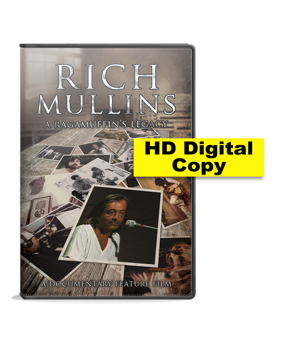Rich Mullins - A Ragamuffin's Legacy (DIGITAL) - Kid Brothers of St  Frank